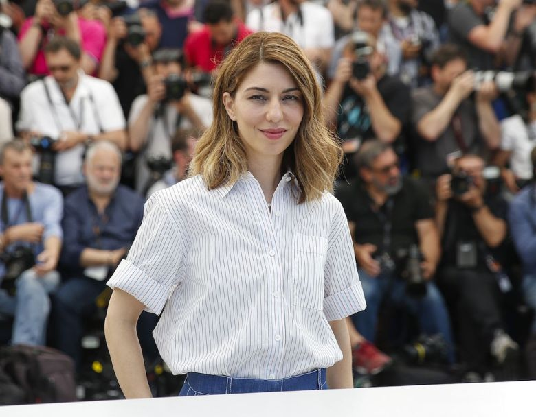 Mandatory Credit: Photo by JULIEN WARNAND/EPA/REX/Shutterstock (8838952ae) Sofia Coppola The Beguiled Photocall - 70th Cannes Film Festival, France - 24 May 2017 US director Sofia Coppola poses during the photocall for 'The Beguiled' during the 70th annual Cannes Film Festival, in Cannes, France, 24 May 2017. The movie is presented in the Official Competition of the festival which runs from 17 to 28 May.